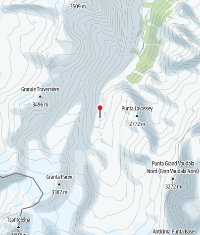 Karte / Rifugio Benevolo