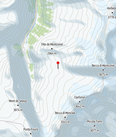 Map / Rifugio Vittorio Emanuele II