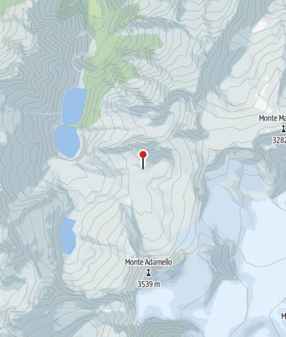 Karte / Rifugio Garibaldi