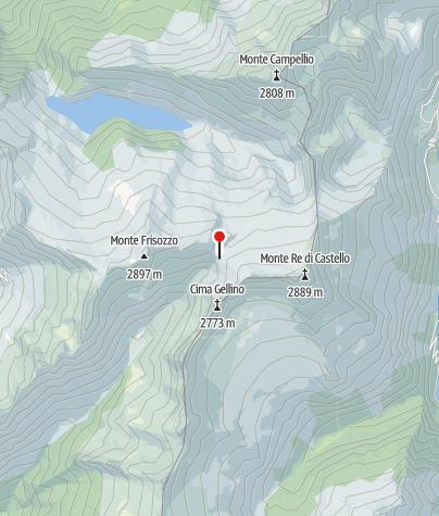 Karte / Rifugio Maria e Franco (Rif. Brescia)