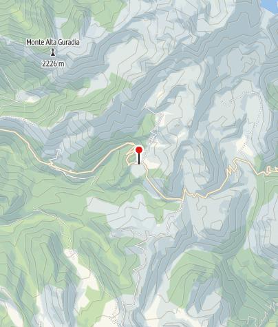 Karte / Rifugio Basena-Tassara