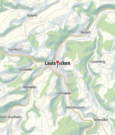 Map / Schloss Veldenz