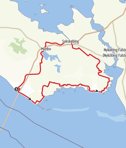 Map / Die Cross Border Route