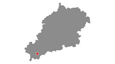 Karte / Jahrhundertelanger Transport wertvoller Hölzer - die Geschichte der Flößerei auf der Saale