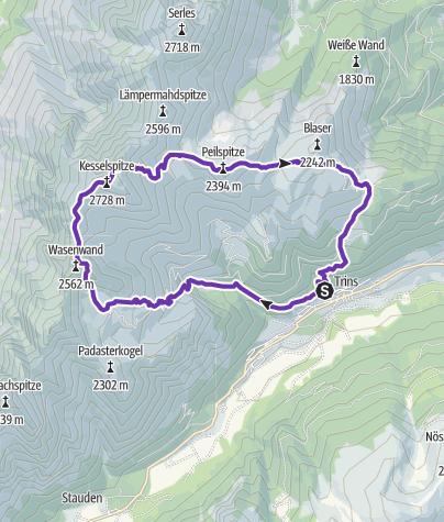 DRUCK AM KESSEL - Trail auf die Kesselspitze • Trailrunning ...