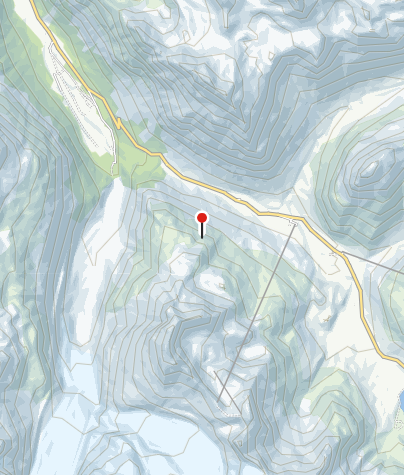 Karte / Hochtour Bernina mit Biancograt