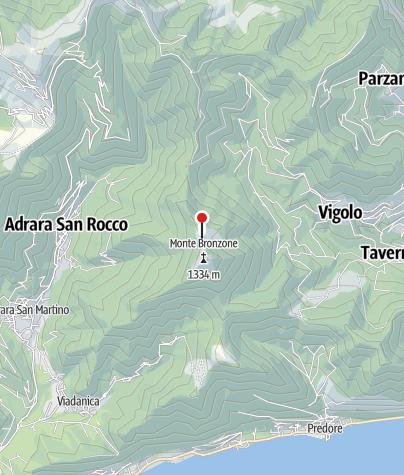 Karte / Rifugio Gombo Alta