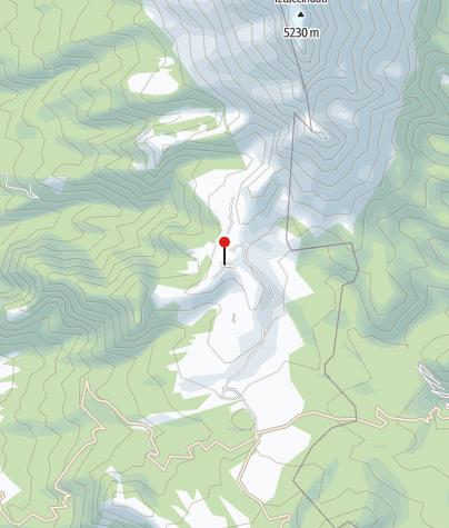Karte / Refugio Altzomoni