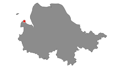 Karte / Naturerlebnispfad Langwarder Groden