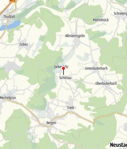 地图 / Freibad