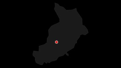 Térkép / Úrkúti-őskarszt