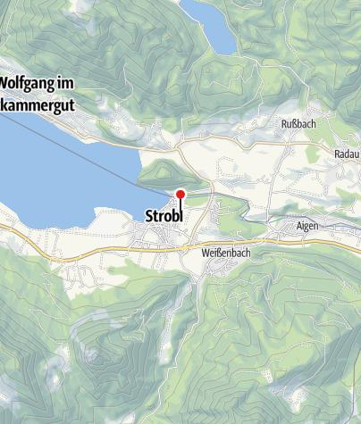 Map / Bergwanderreise Salzkammergut