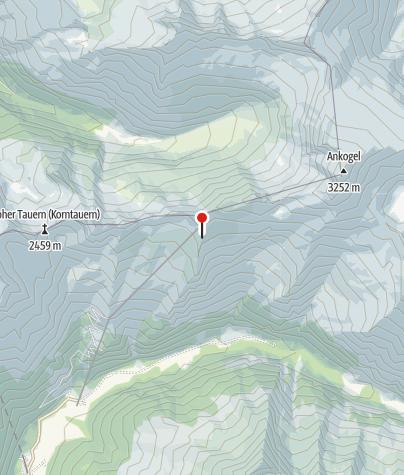 Karte / Classic over Mallnitz