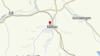 Map / Veloferien Herzroute Zentralschweiz