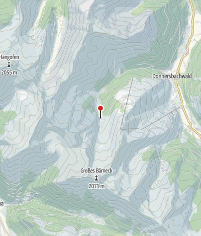Map / Jagdhütte 1429m