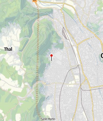 Map / Eggenberg Palace