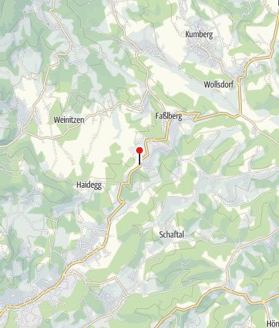 Cartina / Gasthof Tischlerwirt