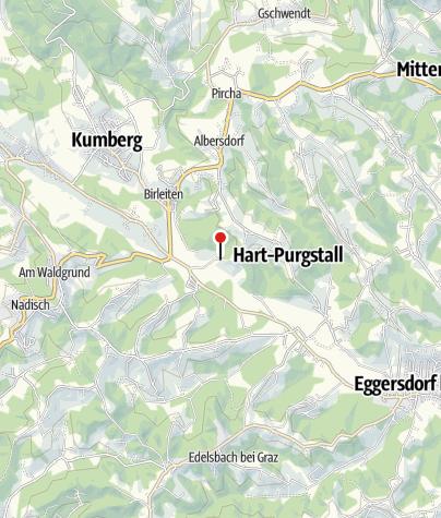 Cartina / Schloss Dornhofen