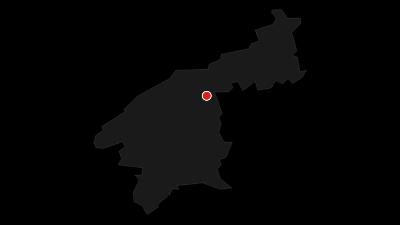 Cartina / Von Langenthal nach St. Urban