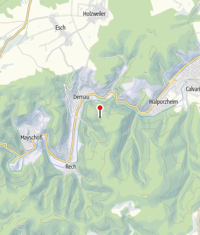 Map / Krausberghütte (Dernau)