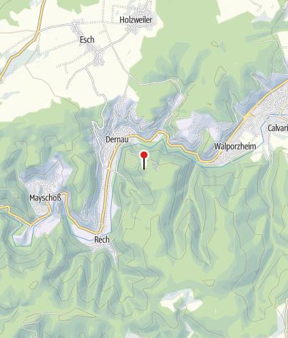 Karte / Krausberghütte (Dernau)