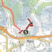 מפה / Sendero Cueva de Nerja-Almijara