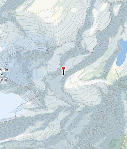 Kart / Lämmerenhütte SAC