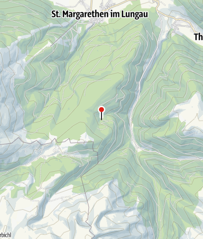 Karte / Kocherhütte Lungau
