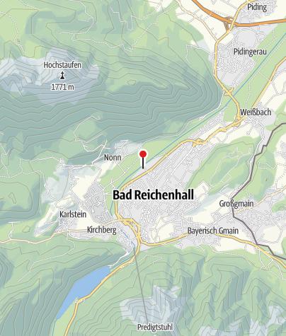 Mapa / Wohnmobilpark an der RupertusTherme