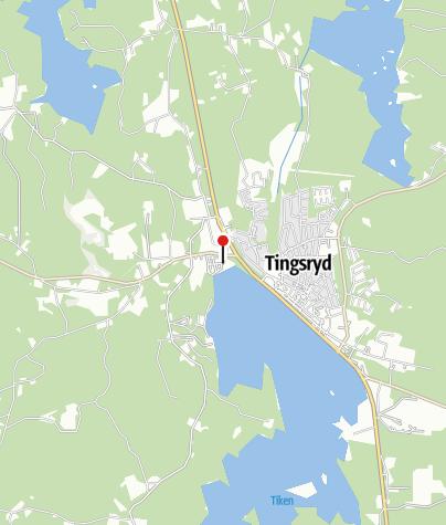 Karte / Tingsryd Resort