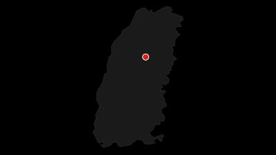 Karte / Ein Lebensgefühl wie Robinson Crusoe: unterwegs in den Schwarzwälder Trekking-Camps