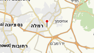 מפה / מוזיאון המשאיות והתובלה