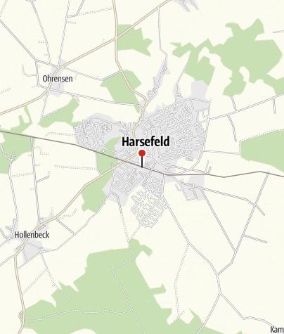 Karte / Der historische WUMAG-Triebwagen
