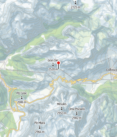 Karte / Jimmis Hütte