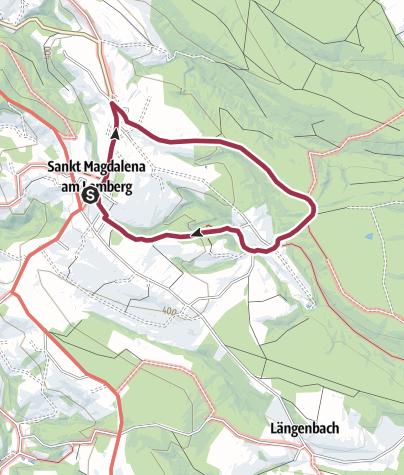 Map / M3 Gassl-Rundwanderweg
