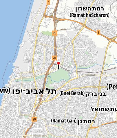 מפה / פארק גני יהושע