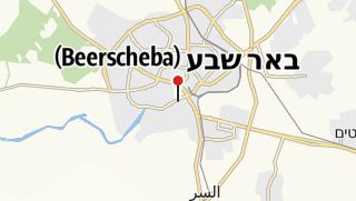 Map / Be'er Abraham ( Abraham's well)