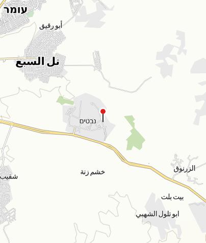 מפה / מרכז מורשת יהדות קוצ'ין