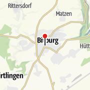 Mapa / Kreismuseum Bitburg-Prüm