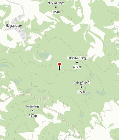 Térkép / Dobos-kút (forrás és bivakszállás)