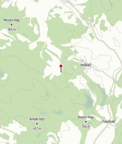 Térkép / Sós-pusztai kilátóhely