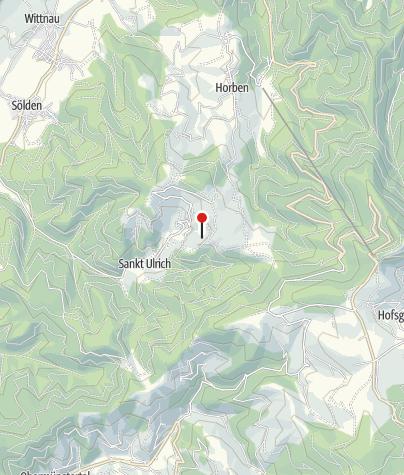 Karte / Nadelbaum