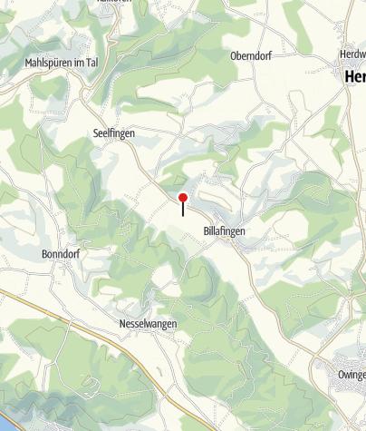 Karte / Heinz-Sielmann Weiher