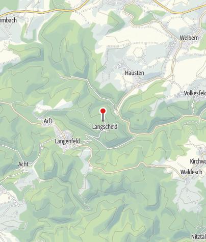 Karte / Wabelsberger Wacholderhütte