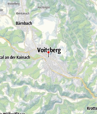 Karte / Grabnerhaus