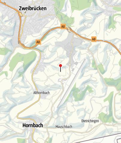 Karte / Waldgaststätte Tiefental