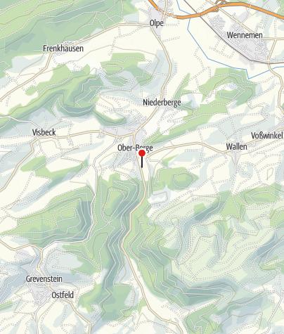 Sauerland Karte Berge.Berger Muhle Muhle Outdooractive Com
