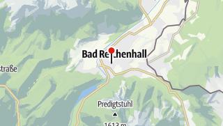Karte / Teamtraining Nächtliches Schneeschuhwandern am Spitzingsee