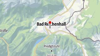 Karte / Watzmann Mittelspitze I Sondertour