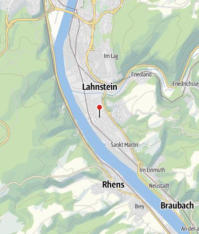 Map / Winzerhaus Tavern